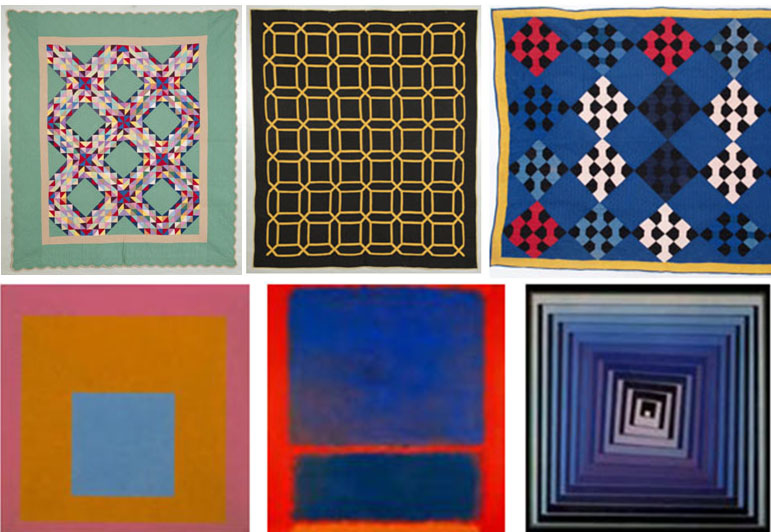 The History of The American Quilt: Amish Quilts - Pattern Observer