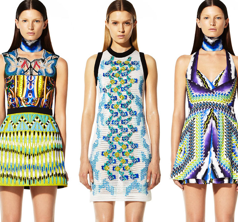 Peter Pilotto_Resort2013