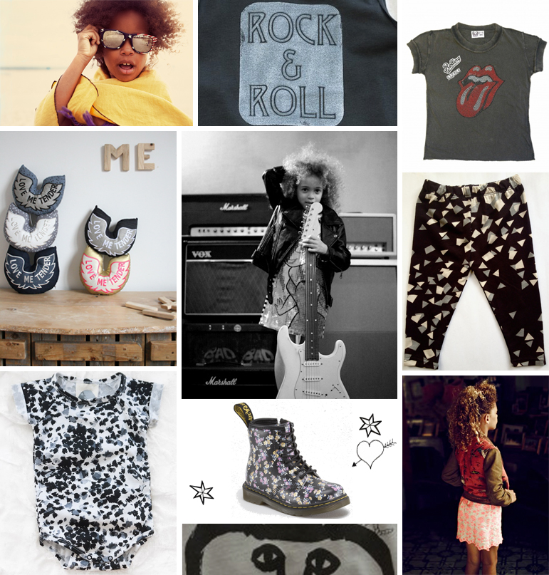 Rock Chick for Michelle-1
