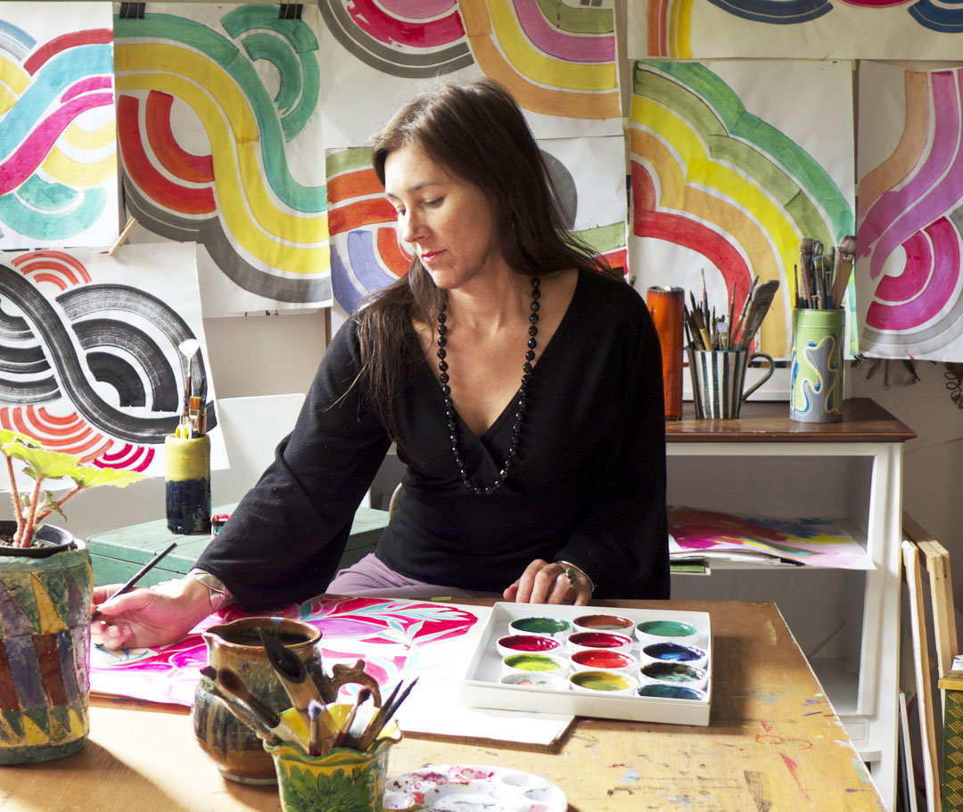 Textile Design Lab welcomes Lise Gulassa